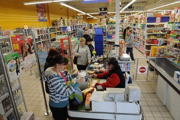 Wait TV pojawi się w sieci kompaktowych hipermarketów Tesco. Fot. Wojtek Laski /Agencja SE/East News
