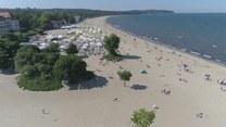 Wakacje w Gdańsku i Sopocie. Piękne plaże przyciągają turystów