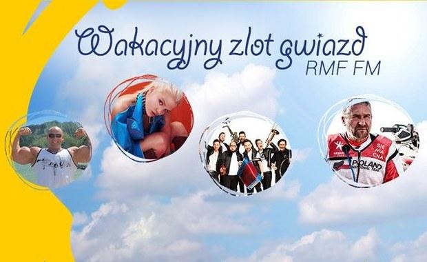 Wakacyjny Zlot Gwiazd RMF FM! Startujemy w Mikołajkach