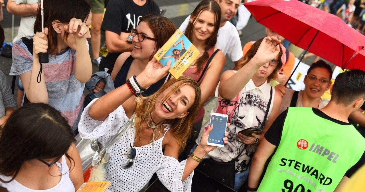 Wakacyjny zlot gwiazd RMF FM w Katowicach trwa. Dołącz do naszej ekipy