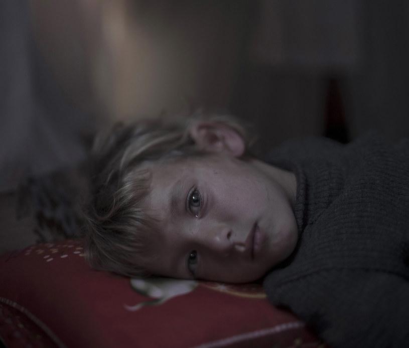 Walaa, 5 lat /fot.  Magnus Wennman/Aftonbladet/REX Shutterstock /East News