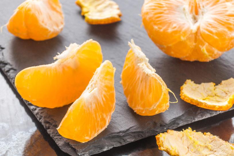 Walczysz z otyłością? Sięgnij po mandarynki! /123RF/PICSEL