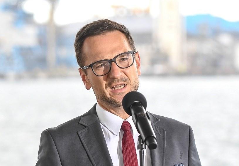Waldemar Buda, wiceminister funduszy i polityki regionalnej /Przemek Świderski /Getty Images
