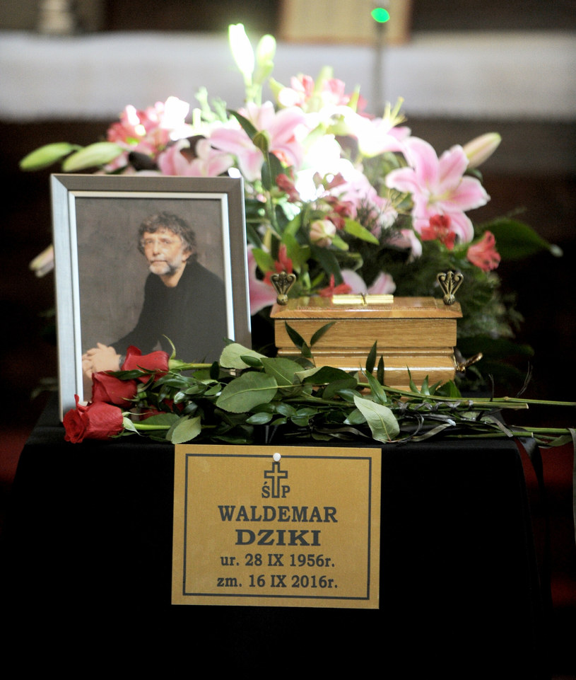 Waldemar Dziki zmarł 16 września 2016 roku /Jan Bielecki /East News