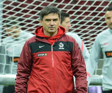 Waldemar Fornalik powołał piłkarzy na mecze z Ukrainą i Anglią
