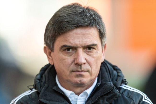 Waldemar Fornalik, trener Ruchu /Maciej Kulczyński /PAP