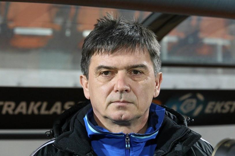Waldemar Fornalik /Stanisław Rozpędzik /PAP