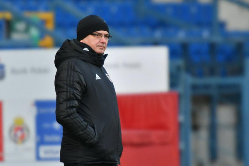 Waldemar Fornalik /Artur BARBAROWSKI/East News /East News