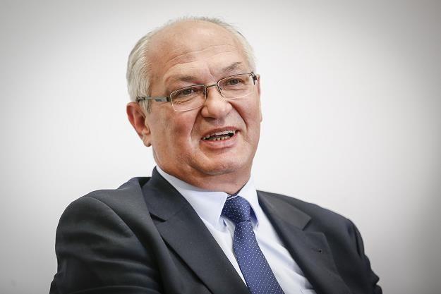 Waldemar Humięcki, prezes ANR. Fot. Andrzej Iwańczuk /Reporter