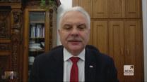 Waldemar Kraska: Sprzętu i łóżek mamy pod dostatkiem
