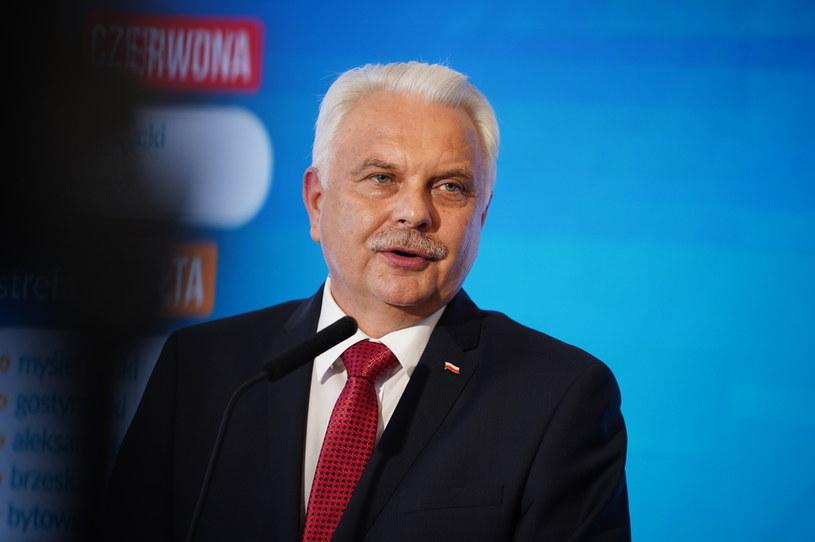Waldemar Kraska, wiceszef MZ /Mateusz Wlodarczyk /Agencja FORUM