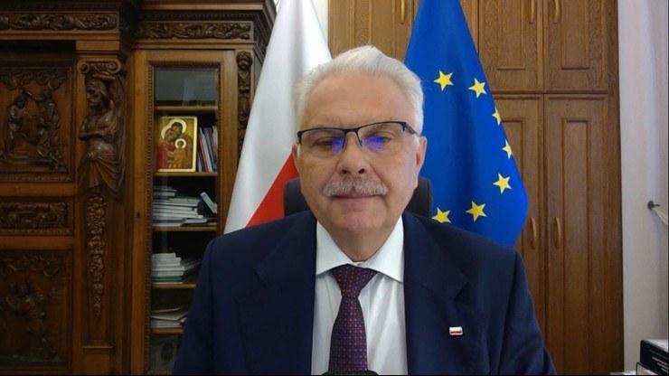 Waldemar Kraska /Polsat News