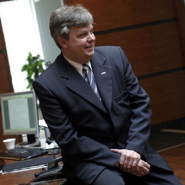 Waldemar Łaski, prezes Famuru. Fot. Andrzej Wawok /Reporter