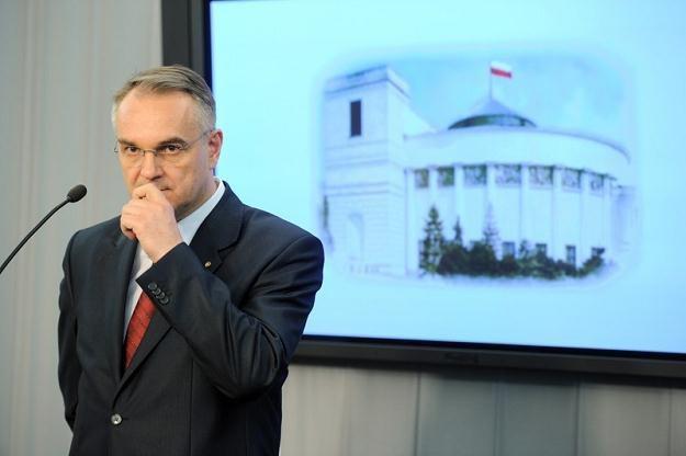 Waldemar Pawlak, fot. Piotr Blawicki /Agencja SE/East News