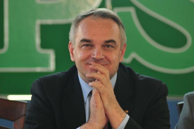 Waldemar Pawlak / fot. W. Bąkiewicz /Reporter