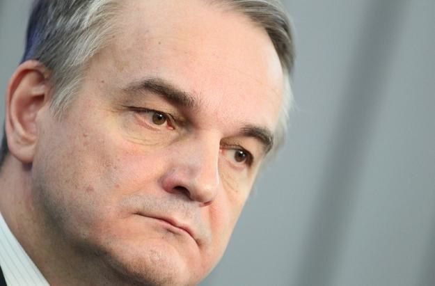 Waldemar Pawlak, minister gospodarki. Fot. Jacek Waszkiewicz /Reporter