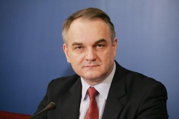 waldemar Pawlak, minister gospodarki RP. Fot. Piotr Kolwalczyk /Agencja SE/East News