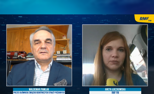 Waldemar Pawlak o kontrowersjach wokół projektu ustawy o OSP