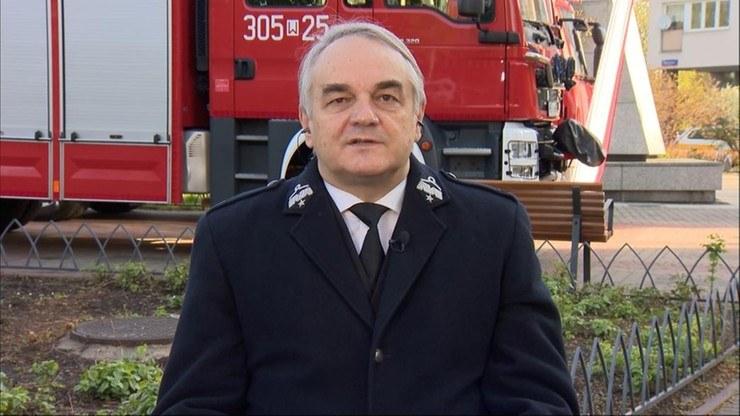 """Waldemar Pawlak w """"Graffiti"""" Polsat News /Polsat News"""