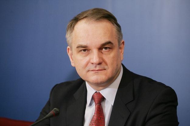 Waldemar Pawlak, wicepremier i minister gospodarki. Fot. Piotr Kowalczyk /Agencja SE/East News