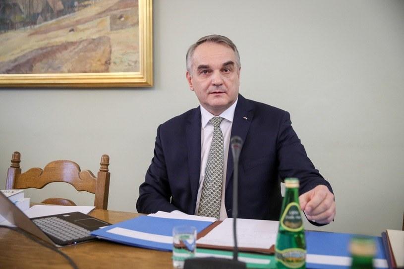 Waldemar Pawlak /Andrzej Iwańczuk/Reporter /East News