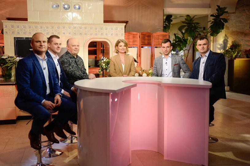 Waldemar, Seweryn, Jakub, Marta Manowska, Adrian Sławomir /Niemiec /AKPA