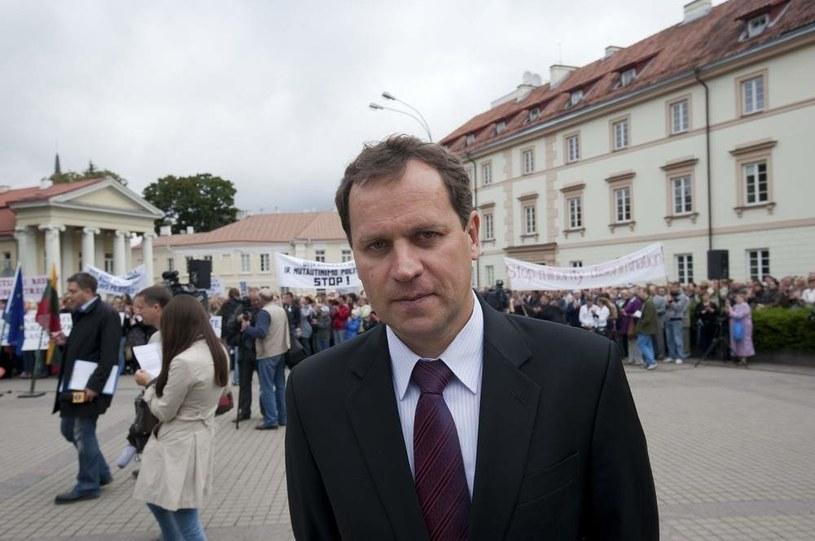 Waldemar Tomaszewski, szef AWPL /Fot. M. Kość /Reporter