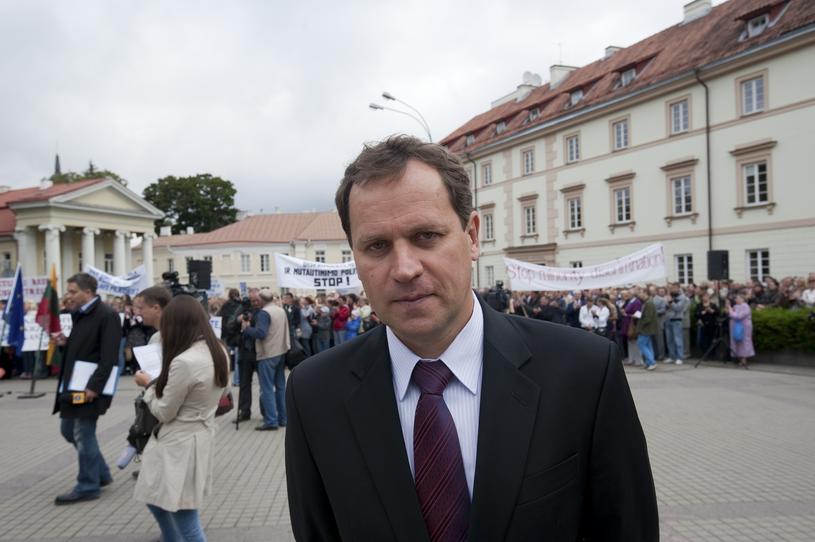 Waldemar Tomaszewski /MICHAL KOSC /Reporter