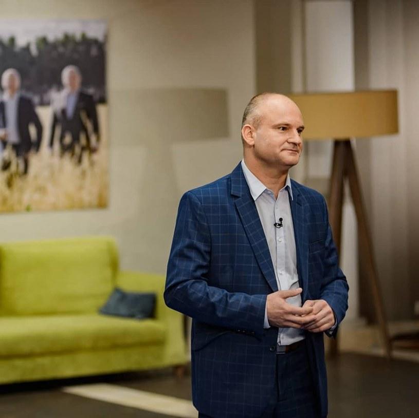 """Waldemar w finale """"Rolnik szuka żony 6"""" /TVP /materiały prasowe"""