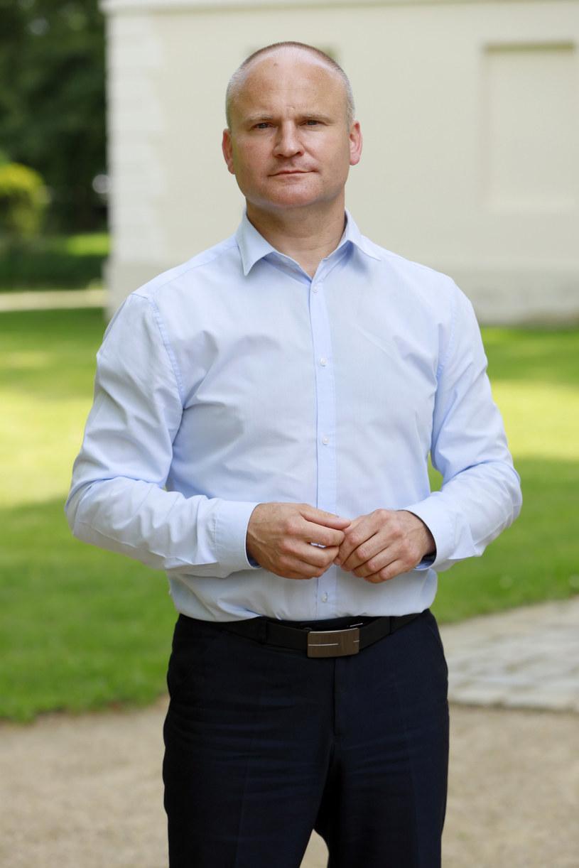 """Waldemar z """"Rolnik szuka żony 6"""" /Gałązka /AKPA"""