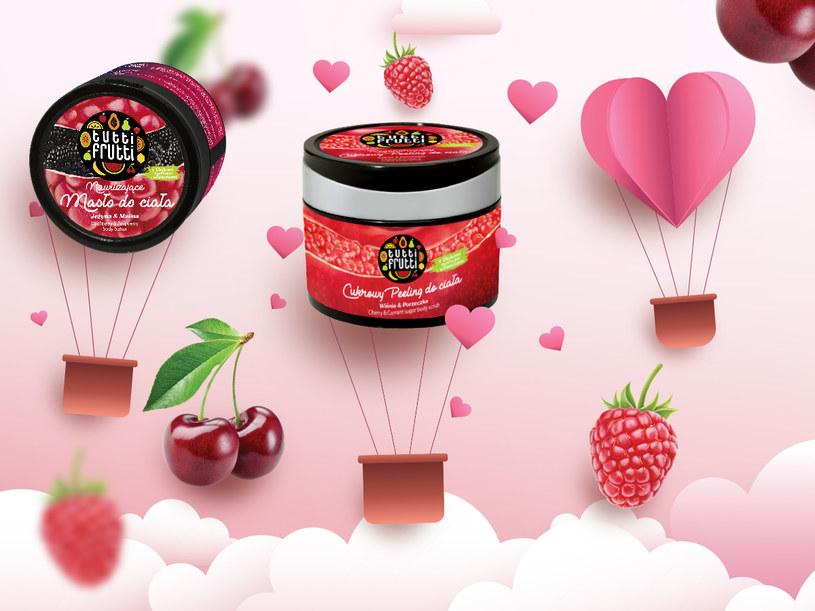 Walentynki z marką Tutti Frutti /INTERIA.PL/materiały prasowe