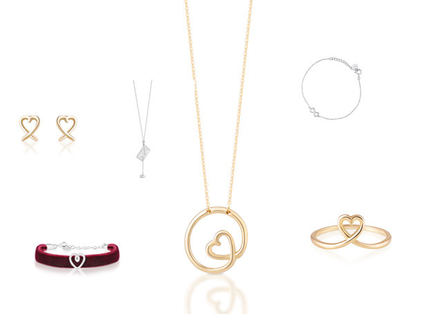 Walentynkowa biżuteria od W.Kruk /materiały prasowe