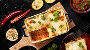 Walentynkowa kolacja: Lasagne z curry i mlekiem kokosowym