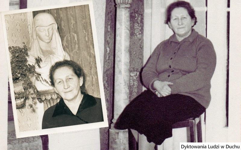 Waleria wierzyła, że otrzymała dar od Boga /Dyktowania Ludzi w Duchu /Interia/ Facebook