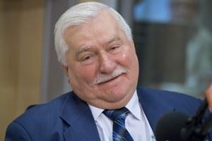 Wałęsa: Kiedy potrzebowałem, zawsze wygrywałem w totolotka