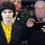 Wałęsa nie przyszedł na ślub córki!