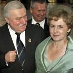 Wałęsa o autobiografii żony i zdrowiu syna Jarosława