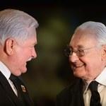 Wałęsa o Wajdzie: odszedł człowiek wielki, wielki patriota