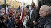 Wałęsa: Poproszę, by policja dowiozła na wiec Jarosława Kaczyńskiego