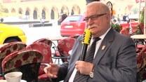 Wałęsa: Tusk podoba mi się najbardziej