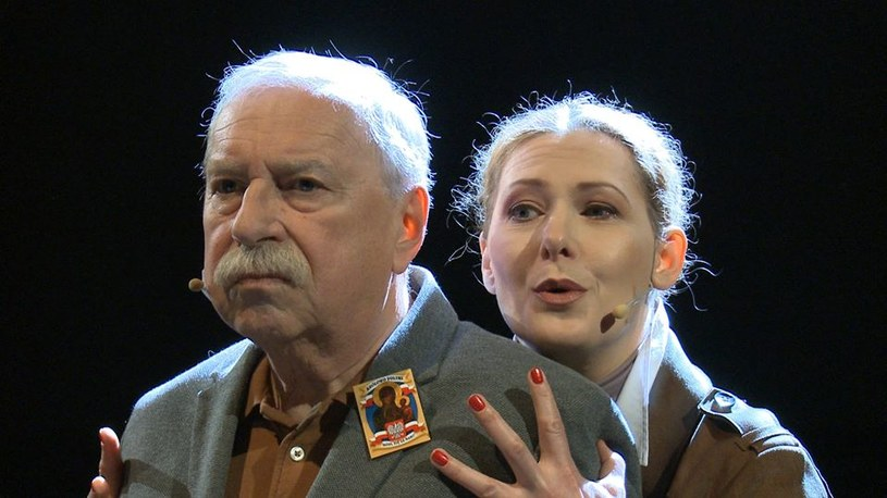 Wałęsa w Kolonos - w roli głównej Jerzy Stuhr, fot.  P. Fik /materiały prasowe
