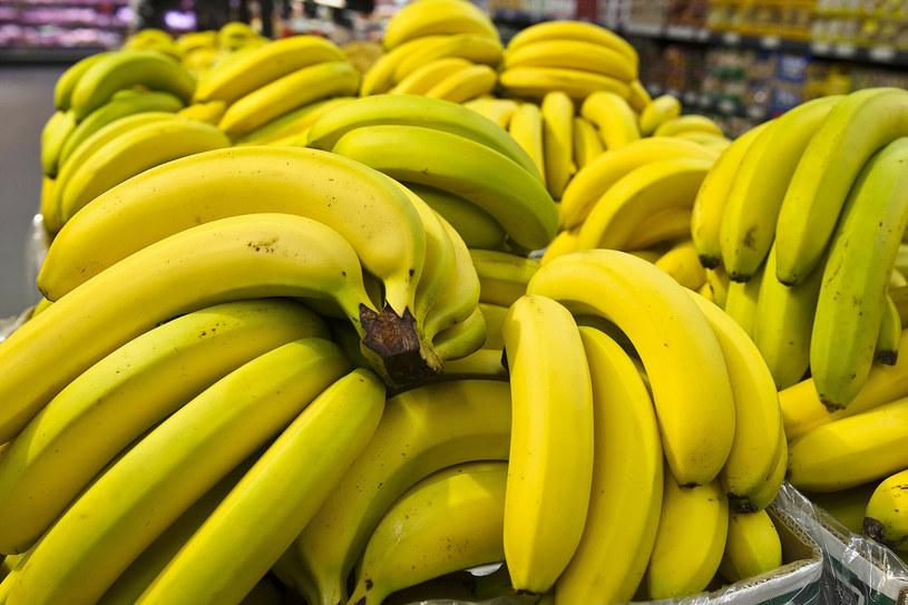 Wałęsaki w Polsce biorą się głównie z bananów dostarczanych do lokalnych dyskontów spożywczych /Stanislaw Bielski/REPORTER /East News