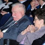 Wałęsowie znowu razem - pokonali kryzys?