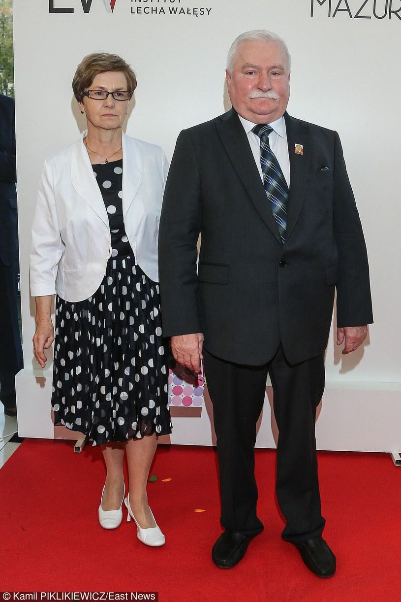 Wałęsowie /Kamil Piklikiewicz /East News