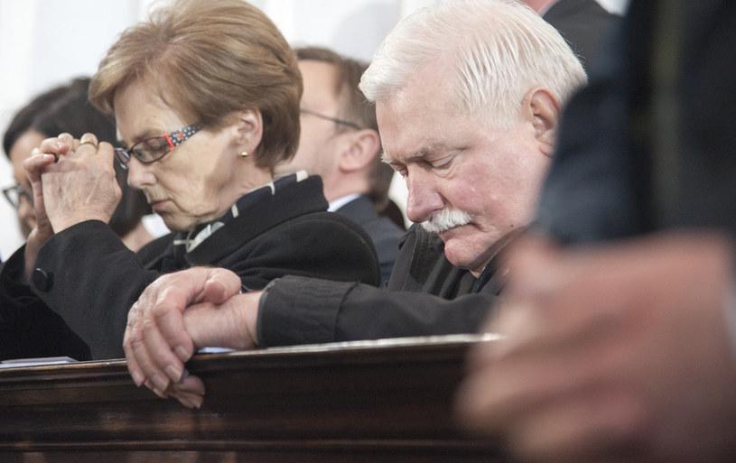 Wałęsowie /Wojciech Stróżyk /East News