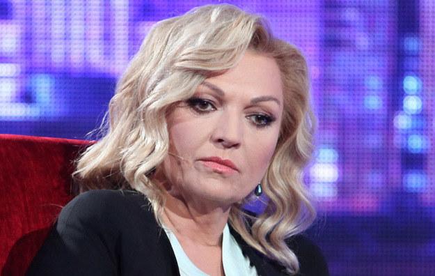 Walewska przeżywa teraz trudny czas! /Paweł Wrzecion /MWMedia