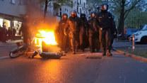 Walka na ulicach. Tak wygląda początek maja w Berlinie