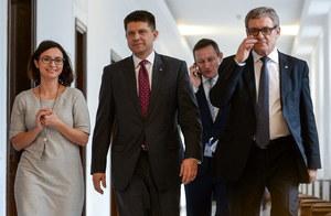 Walka o liderowanie opozycji. Nowa, druga siła w parlamencie
