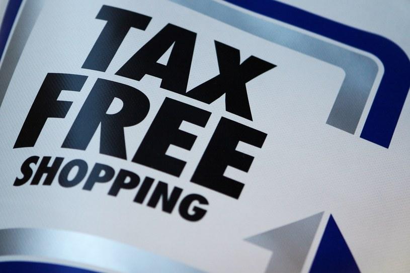 Walka o obsługę Tax Free może sięgnąć również granic Polski /123RF/PICSEL