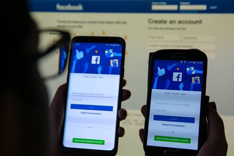 Walka o wyborców na Facebooku. Kto nas namierza? /Dinendra Haria / WENN /East News